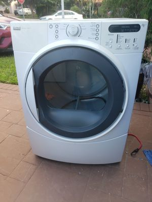 KENMORE ELITE ELECTRIC DRYER SUPERCAPACITY for Sale in Hialeah, FL
