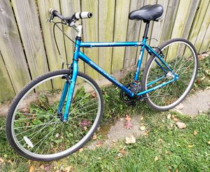 """(Ultra Blue) 700 Kent """"High Roller"""" Fixie With Profile Design Ultra FR Handlebars for Sale in Chicago, IL"""