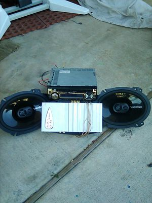 Stereo system for Sale in Manor, TX