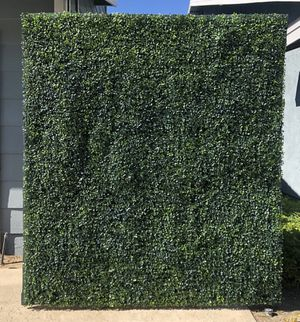 Hedge wall backdrops for Sale in Montclair, CA