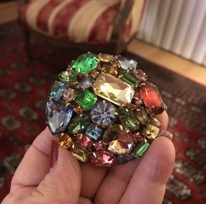 1950's incredible brooch (pin) 70 yrs old. Vintage for Sale in Beverly Hills, CA