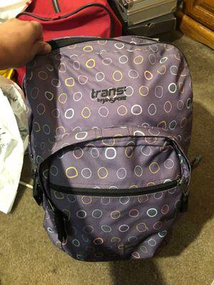 Trans Jan Sport Multi Pocket Backpack for Sale in Santa Ana, CA