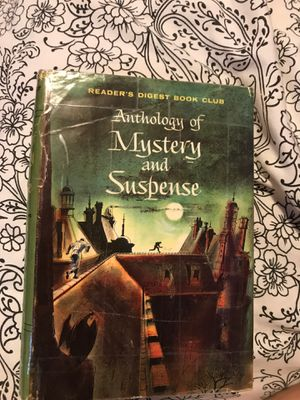 Anthology of mystery and suspense for Sale in Toledo, OH