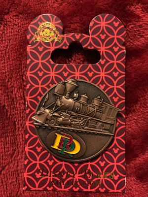 disney parks collection railroad pin for Sale in Las Vegas, NV