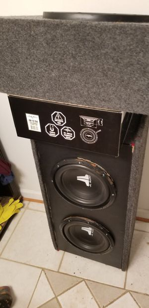 10 inch subs for Sale in Sterling, VA