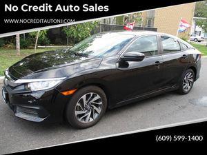 2016 Honda Civic Sedan for Sale in Trenton, NJ
