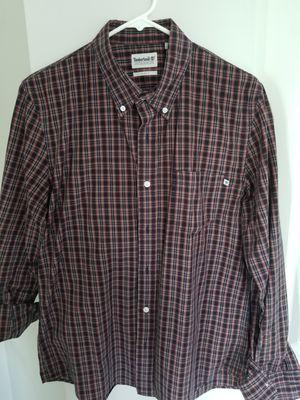 Shirts Timberland and Van Heusen 5 =$100 for Sale in Woodbridge, VA