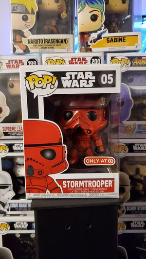 Stormtrooper funko pop star wars target exclusive for Sale in Bolingbrook, IL