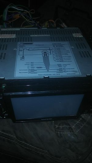 Performance Teknique in dash stereo system for Sale in Manteca, CA