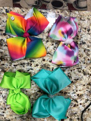 JoJo hair bows for Sale in Hialeah, FL