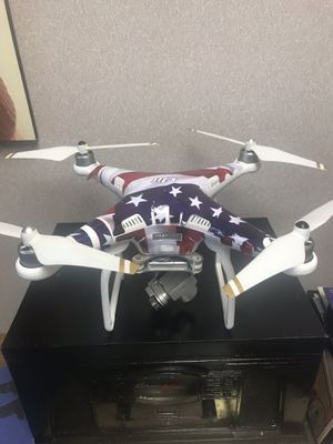 Phantom 3 drone with box for Sale in Noblesville, IN