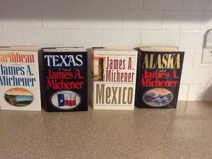James Michener Hardback Books for Sale in Virginia Beach, VA