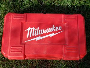 Heavy duty 1/2 Milwaukee drill with case for Sale in Providence, RI