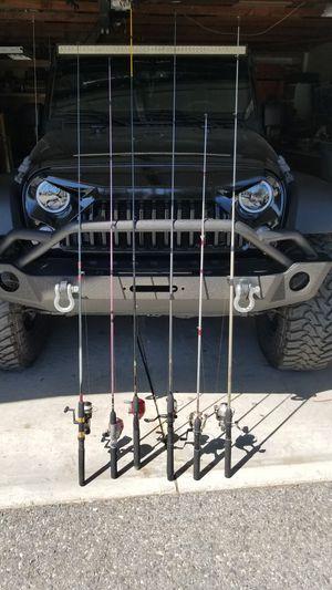 FISHING POLES for Sale in Lake Elsinore, CA