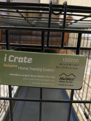 Icrate Midwest Homes Dog Crate for Sale in Salinas, CA