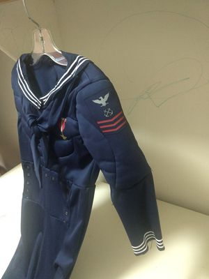 Toddler Sailor Costume - 2T for Sale in San Diego, CA