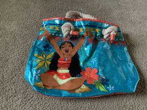 Moana kids beach bag for Sale in Disputanta, VA