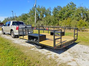 8'x10' Trailer for Sale in Myakka City, FL