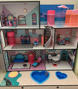 Lol surprise doll house for Sale in Glendale, AZ