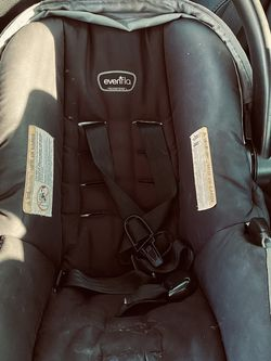 Car Seat Evenflo for Sale in Sanger,  CA