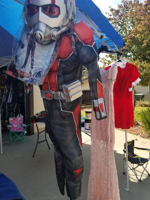 Antman costume for Sale in Sanger, CA