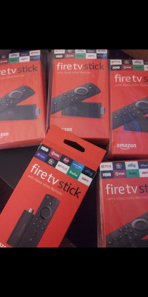 Fire tv sticks for Sale in Detroit, MI