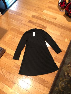 Size small women's Abercrombie & Fitch black dress for Sale in Mullica Hill, NJ