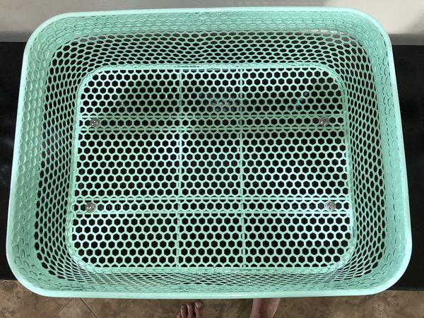 Electra Basket Linear Low Profile Basket for front rack