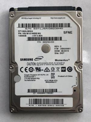 Seagate 1TB Laptop Notebook Hard drive for Sale in Rosemead, CA