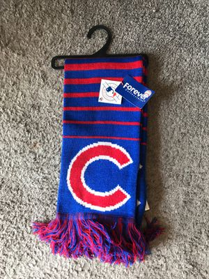 Cubs scarf never used for Sale in Cerritos, CA