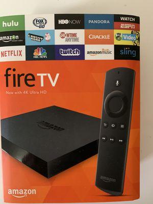 Amazon Fire TV for Sale in Riverside, CA