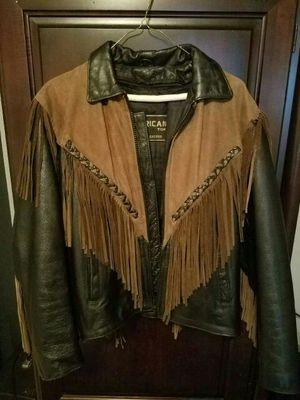 Fringe motorcycle jacket med. for Sale in North Myrtle Beach, SC
