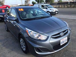 2016 Hyundai Accent for Sale in Escondido, CA