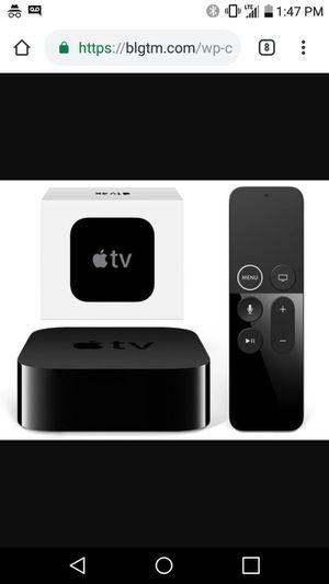 Apple TV 64gb for Sale in Fresno, CA