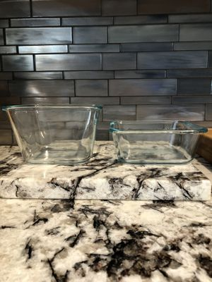 Pyrex Square Glass Dishes for Sale in Gilbert, AZ