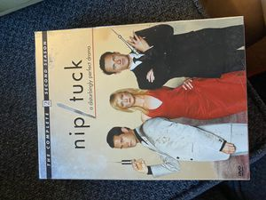 Nip tuck season 2 for Sale in Fresno, CA