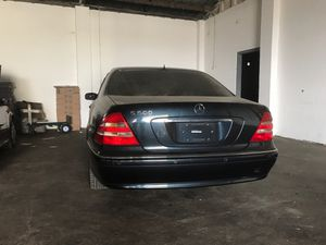 2000 Mercedes-Benz S500 PARTS for sale 115k miles for Sale in Lakeland, FL