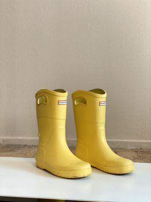 Woman's Hunter Short Rain Boots for Sale in Las Vegas, NV