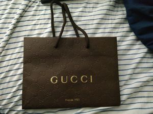 Gucci shopping bag 9x6.5 for Sale in Philadelphia, PA