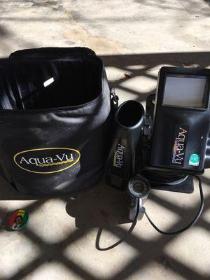 Aqua-vu underwater video camera. for Sale in Albany, TX
