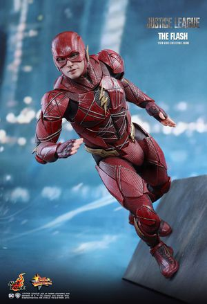 Hot Toys 1/6 DC Justice League The Flash Figure for Sale in Chino Hills, CA