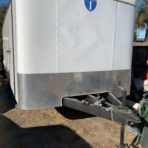 Trailer 8.5 X 20 Interstate Car Carrier Trailer Enclosed for Sale in Antioch, CA