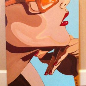 Handpainted Canvas Painting for Sale in Wilsonville, OR