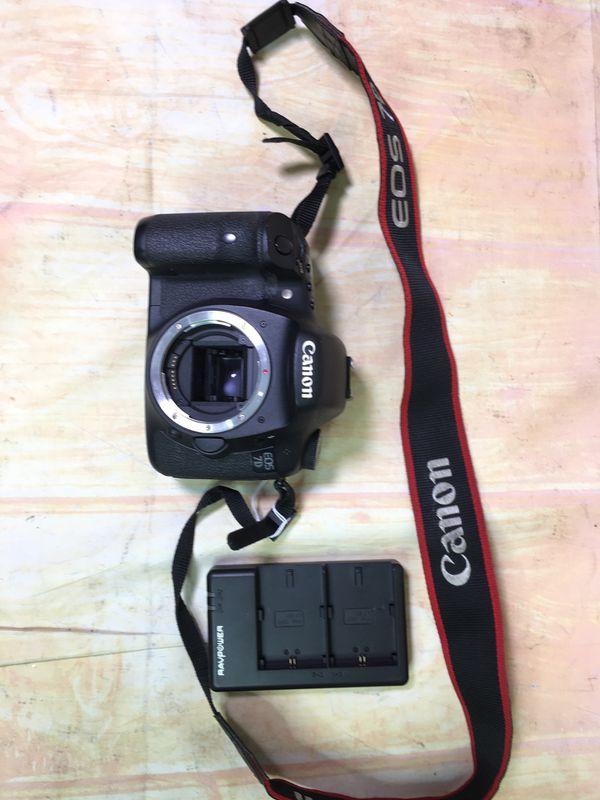 Canon digital camera EOS 7D pro camera photography video BCP007972