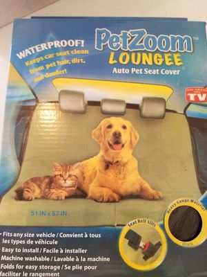 Car seat protector. for Sale in Harlan, IN