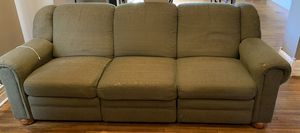Reclining Couch for Sale in Columbus, OH
