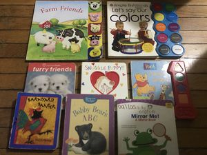 Board books for babies for Sale in Arlington, VA