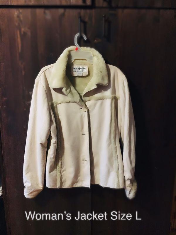 Woman Suede Jacket