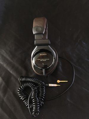 Sony Studio Headphones - MDRV900HD for Sale in San Diego, CA
