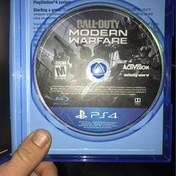 Call Of Duty Modern Warfare for Sale in Pinellas Park,  FL